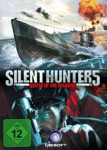 Silent Hunter 5: Battle of the Atlantic - Collector's Edition [Download] -> 4,25 €