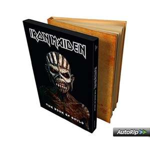 AMAZON - IRON MAIDEN - The Book of Souls (limited Deluxe Edition) Doppel-CD - 14.99 + ggf. Porto