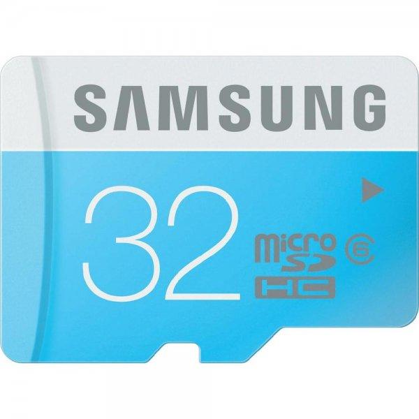 Samsung microSDHC 32GB Class 6 für 6€ bei Conrad Filialen