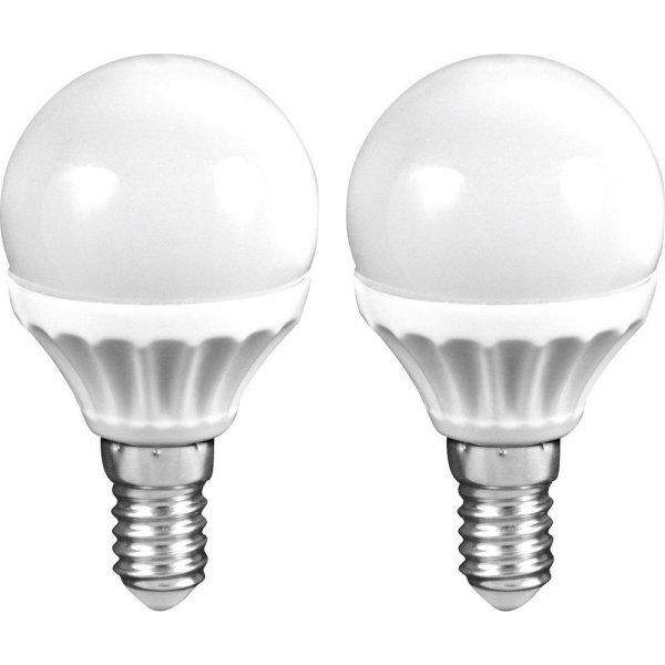 [Conrad] 10x LED Müller Licht E14 3 W = 25 W 250 lm Warmweiß 2700K Tropfenform 1,95€/St.