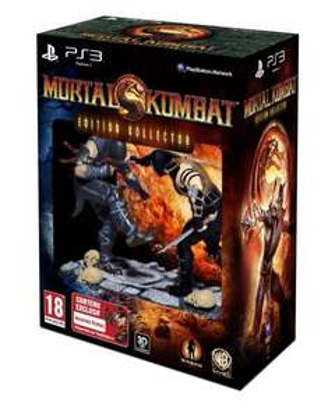 Mortal Kombat Kollectors Edition