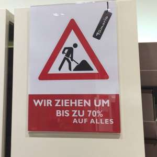 [Offline Centro Oberhausen] Tamaris Ausverkauf 70%