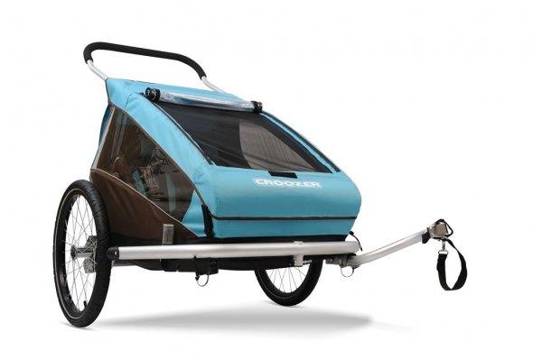 Fahrradanhänger Croozer KID Plus for 2 - Modell 2014 - 649€