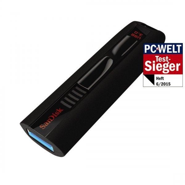 Sandisk Extreme USB 3.0 64GB (Lesen: 250 MB/s - Schreiben: 230 MB/s) für 33€ @Amazon.es