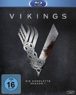(amazon.de) Vikings Season 1 auf Blu-Ray für 14,97€ + 3€ VSK