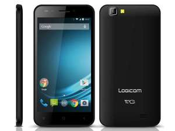 Logicom L-ITE 502 (4G, 5 Zoll, 8 Gb intern, Dual Sim,  Android 5.1 Lollipop) Smartphone in schwarz u. weiß inkl. Vsk für 108,99 € > [amazon.fr] > Vorbestellung