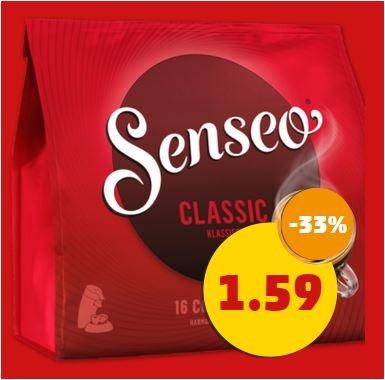 [Penny] Senseo Classic Pads (Offline)
