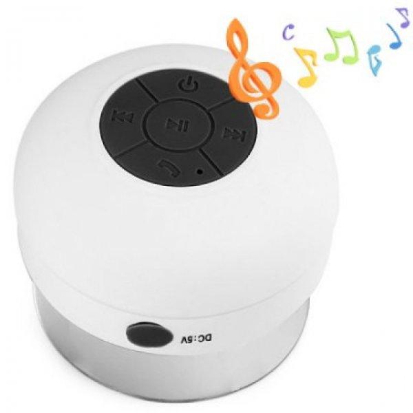 BTS-06 Mobiler Wasserfester Bluetooth Lautsprecher für Laptops etc., mit Anruffunktion über Smartphones, MP3/4 Player bei Allbuy