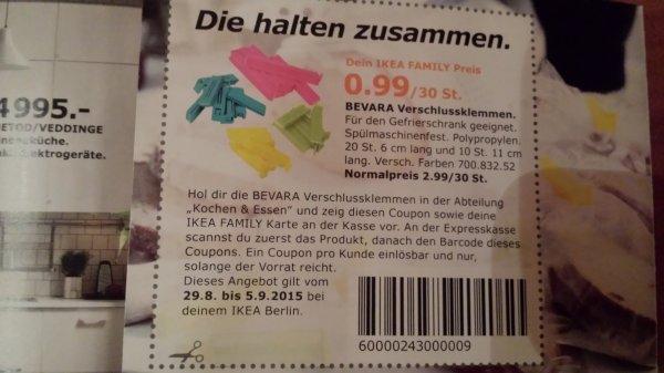Ikea Gutschein für Ikea Family Mitglieder