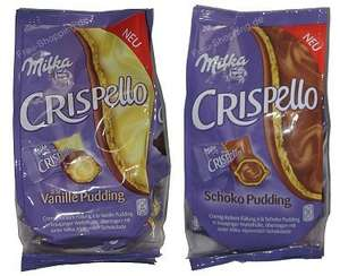 (Tegut bundesweit?) Milka Crispello Abverkauf für 1,24