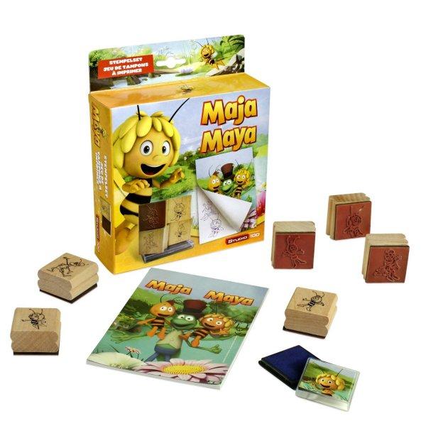 [Amazon-WHD]  Die Biene Maja : Stempel-Set ab 3,70€
