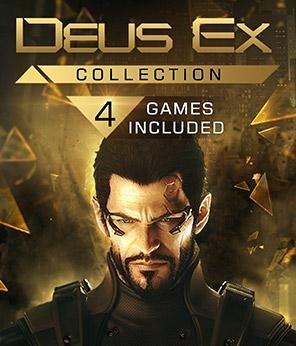 [Steam] Deus Ex Spiele im Angebot - Collection wieder auf Tiefstpreis 6,59€