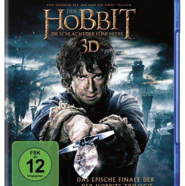 Der Hobbit: Die Schlacht der fünf Heere [3D Blu-ray] @amazon