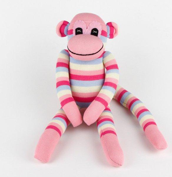 [Aliexpress] Sock Monkey / Sockenaffe Plüschtier