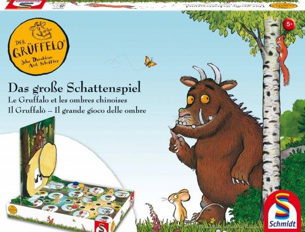 (Spielzeug/Prime) Schmidt Spiele Der Grüffelo, Das große Schattenspiel für 8,66 €
