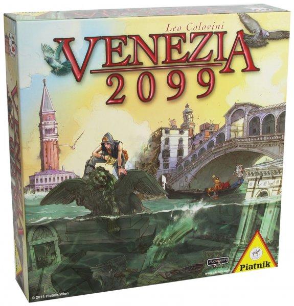 (Brettspiel/Prime) Piatnik 6335 - Venezia 2099 für 7,12 €