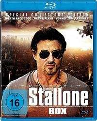 Sylvester Stallone Box - Special Collector`s Edition (Blu-ray) für 5,98€ @ebay