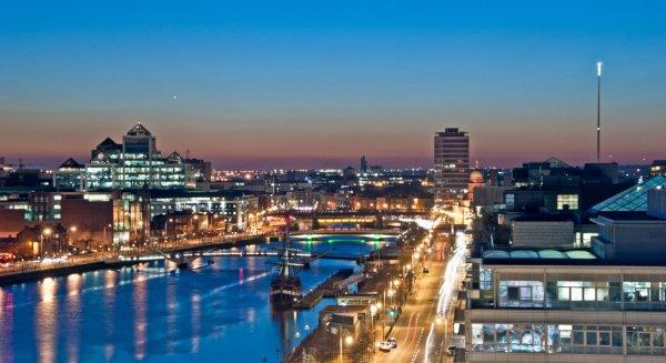 Ryanair - Dublin ab Amsterdam für nur 19,98€ Hin & Zurück von Oktober - Dezember