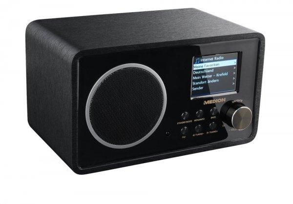 Wieder da! MEDION WLAN Internet-Radio MEDION® LIFE® E85038 (MD 87238) von Medion/Rakuten - idealo: 89,95 EUR für 74,95 EUR