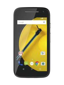 [Amazon.es] Motorola Moto E LTE 2015 (4,5'' qHD IPS, 1,2 GHz Quadcore Snapdragon 410, 1 GB RAM, 8 GB intern, Android 5.0) für 112,83€