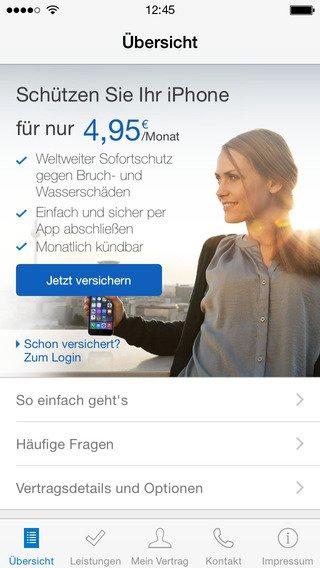 [lokal Marburg] 1 Monat Handyversicherung gratis