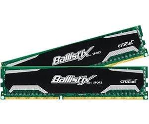 [Digitalo] 16GB (2x 8GB) Crucial Ballistix Sport DDR3-1600 CL9 für 70,09€ oder 8GB (2x 4GB) für 37,48€
