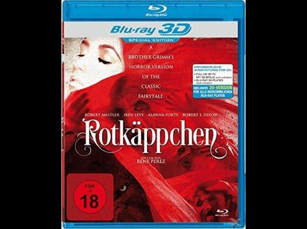 Rotkäppchen [Blu-ray] 3D oder 2D für 1,99 € bei selbstabholung im MediaMarkt [Vor-Ort], so wie weitere Blu-ray's (teilweise auch in 3D) ab 3,99€