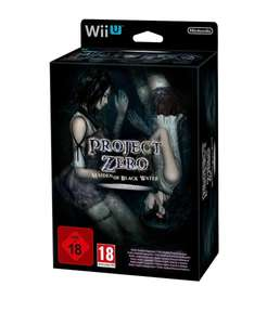 Project Zero: Maiden of Black Water Limited Edition - [Wii U] @Saturn
