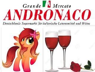 Kostenloser Wein in allen ANDRONACO Filialien (an verschiedenen Tagen / Bundesweit)
