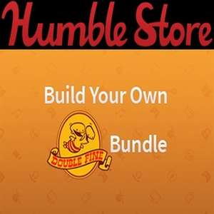 [STEAM] Build Your Own Double Fine Bundle @ Humble Store