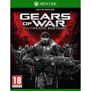 Gears Of War Ultimate Edition Xbox One Game bei shop4de.com