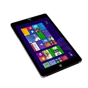 KIANO Intelect 8.0 MS (Windows 8.1) 3G 16 GB black für 99 € @ Mediamarkt.de