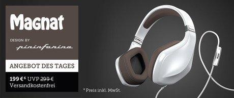 MAGNAT  Over-Ear Stereo-Kopfhörer LZR980 für 179 € - brands4friends