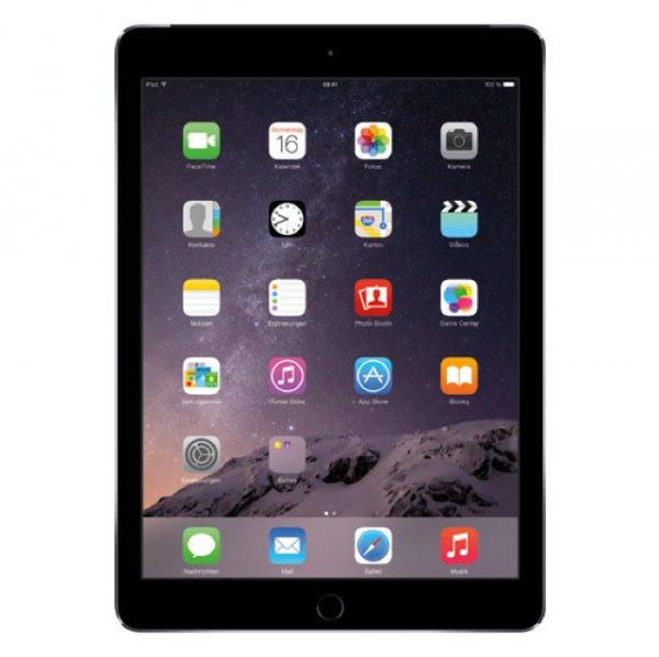 [real.de] iPad Air 2, 16GB, WiFi, alle Farben, VSK frei