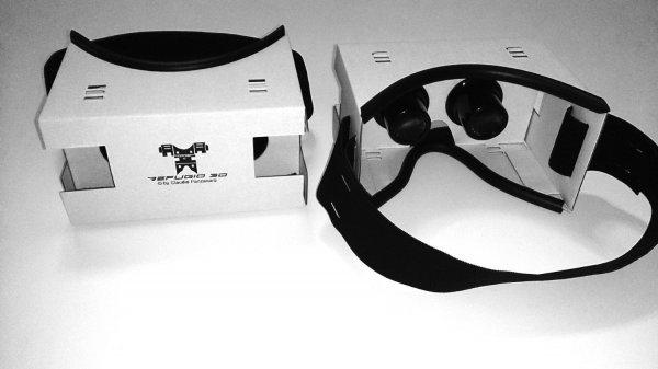 VR Brille REFUGIO3D