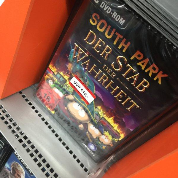 [Kudamm Saturn]  South Park Game(Steam)