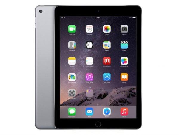 iPad Air 2 mit WiFi, 64 GB, spacegrau