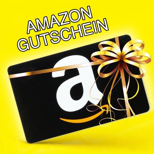 1,25€ Amazon Gutschein Gutscheincode Mehrere bestellbar