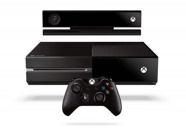 Xbox One 500 GB mit Kinect Sensor (refurbished) vsk-frei