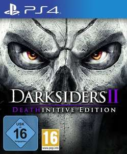 Darksiders II - Deathinitive Edition (PlayStation 4) für 25,99€ @Bücher.de