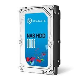Seagate NAS HDD 3TB ST3000VN000 92,90€ inl. VSK (Computeruniverse mit PayPal) (PVG 108,47€)