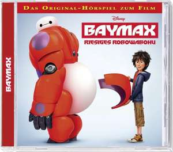 [Amazon Prime] Baymax Riesiges Robowabohu Hörspiel NUR 4,26