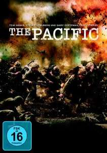 (Amazon.de-Prime) The Pacific auf 6 DVDs für 12,99€