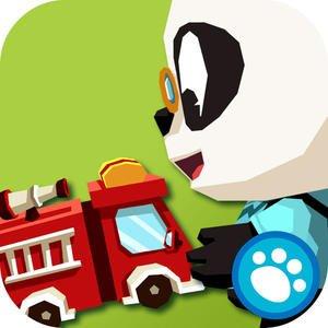 [iOS] Dr. Pandas Spielzeugautos  / App für Kinder - Empfohlenes Alter: bis 5 Jahre / statt 2,99€
