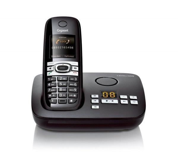 [WHD] Gigaset CX610A ISDN Dect-Schnurlostelefon mit Anrufbeantworter ~50% unter idealo