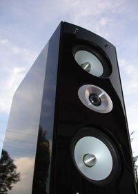 [ebay] Standlautsprecher Pure Acoustics Dream 77F schwarz PAAR 199€ inkl. Versand