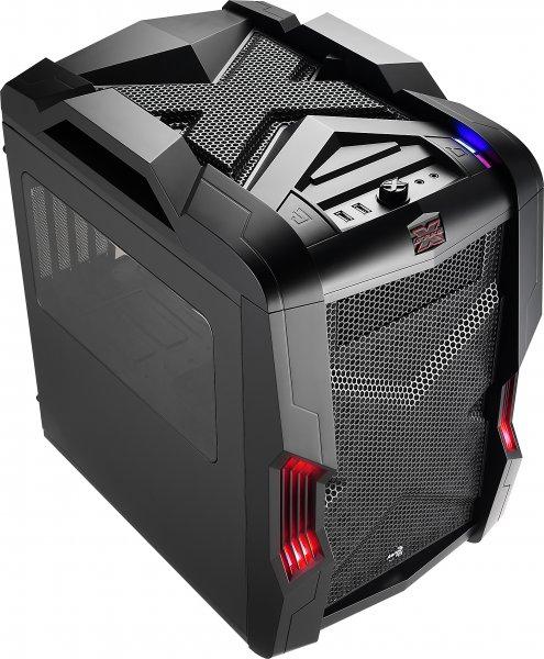 Aerocool Strike-X Cube schwarz für 64,85 €, @ ZackZack