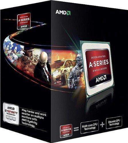 AMD A6-5400K 2x 3.6ghz - Sockel FM2 - Versandkostenfrei - Bestpreis