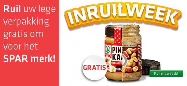 [GRENZGÄNGER NL] SPAR - Austausch Aktion - Leere Verpackung gegen SPAR Eigenmarke Packung (Neu) eintauschen max. 3 Artikel