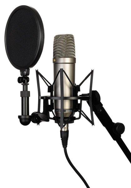 [Amazon.de] Blitzangebot - Rode NT1-A Großmembran Studio-Kondensatormikrofon